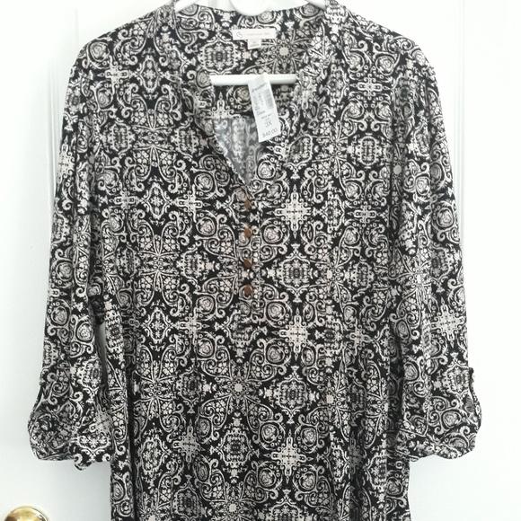 Dress Barn Tops - Womens Dressbarn blouse